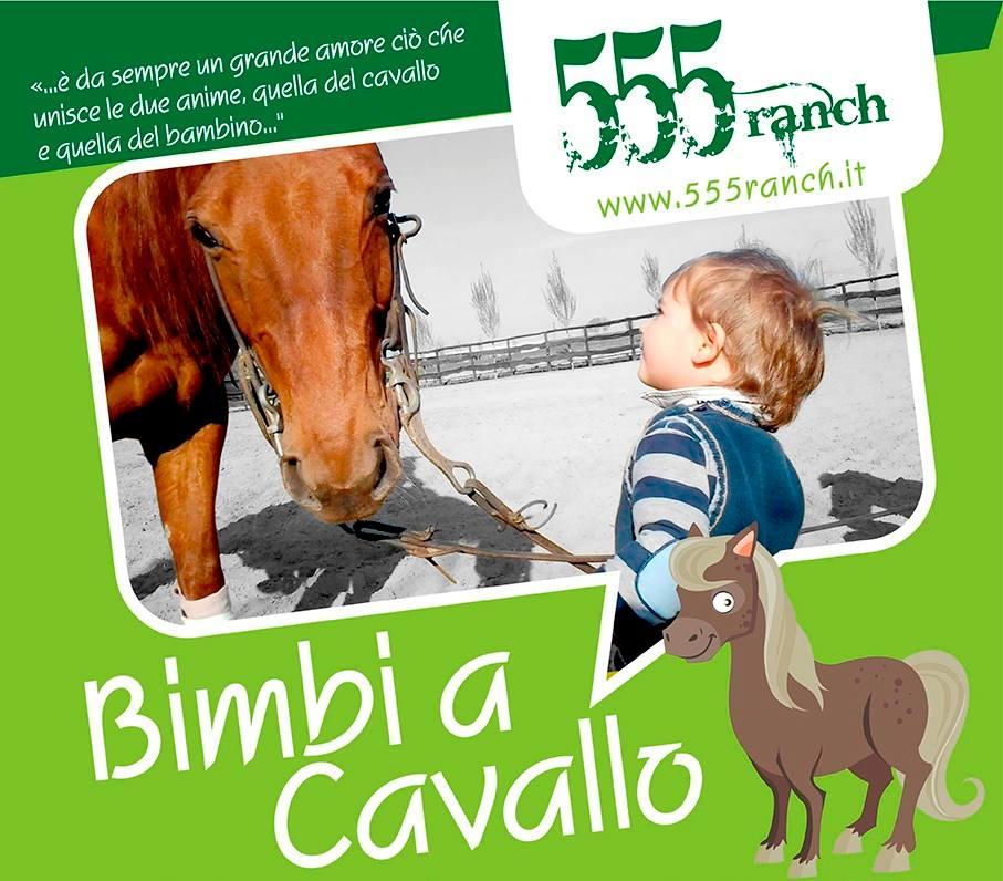 """BIMBI A CAVALLO"""